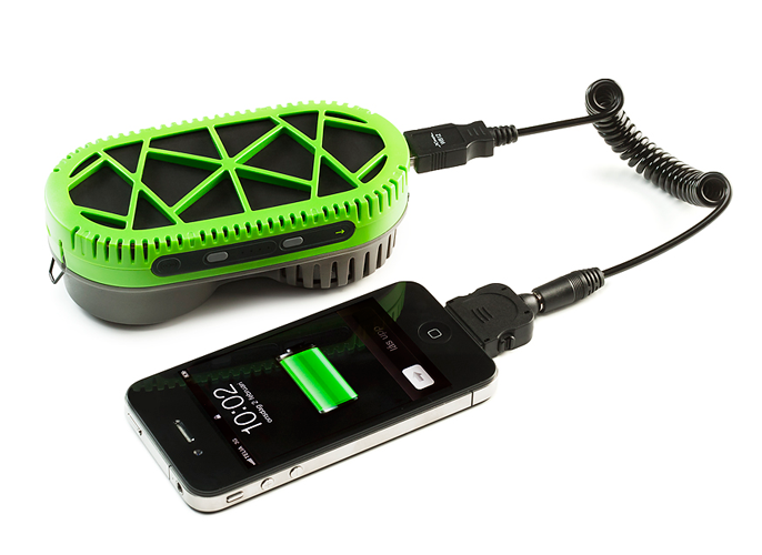 Portable Fuel Cell Charger