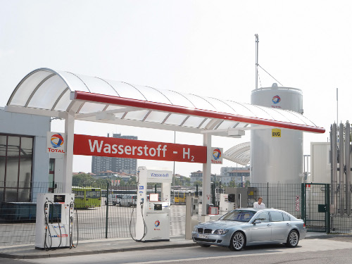 Hydrogen refueling starion